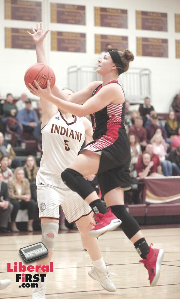 5e9f13d0 lady-redskins-run-away-with-55-34-win | Local Sports