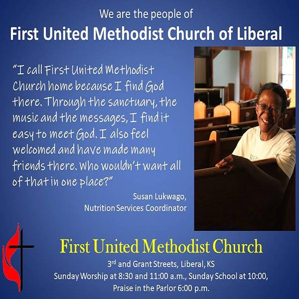 First United weekly