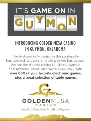 Gold Mesa Casino-opening game