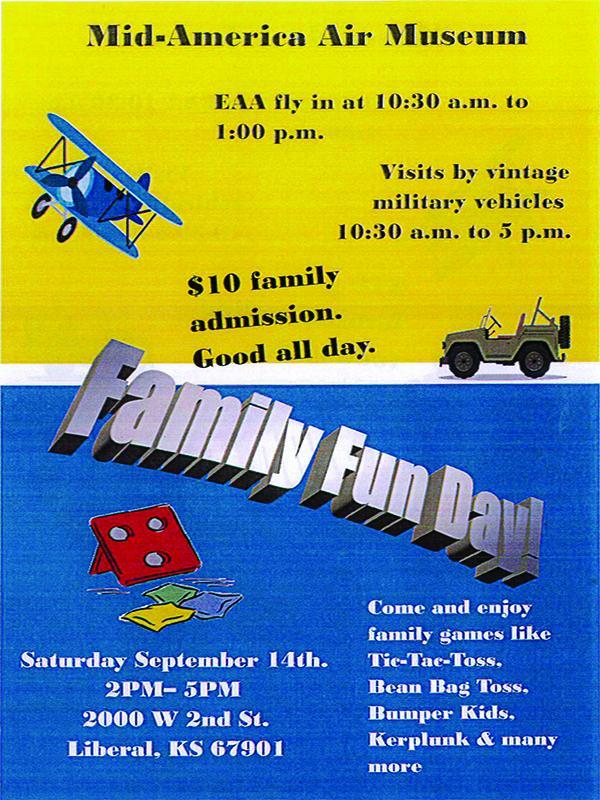 Air Museum Fun Day