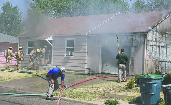 july 1 structure fire