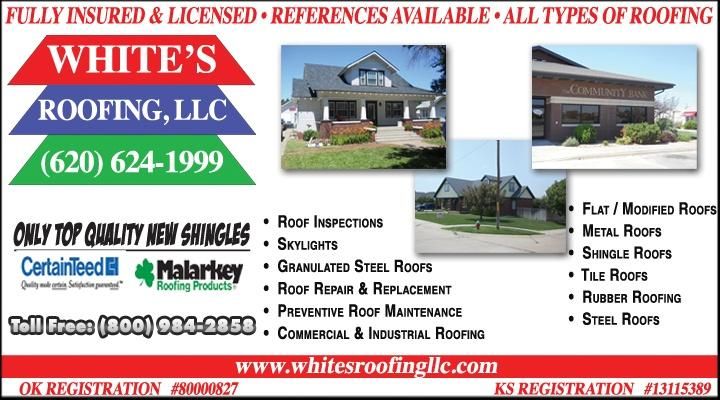whites roofing new article