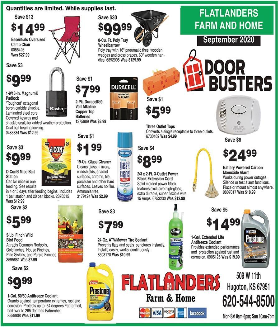 Flatlanders-monthly