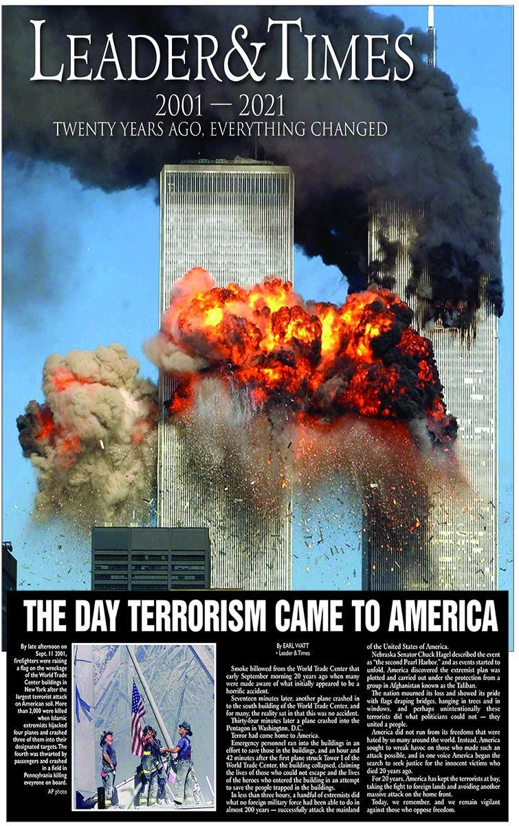9-11 Special