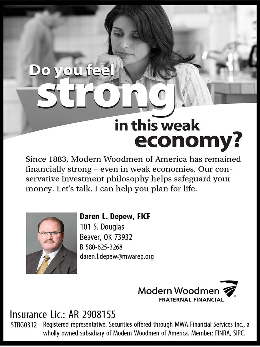 Modern Woodmen monthly