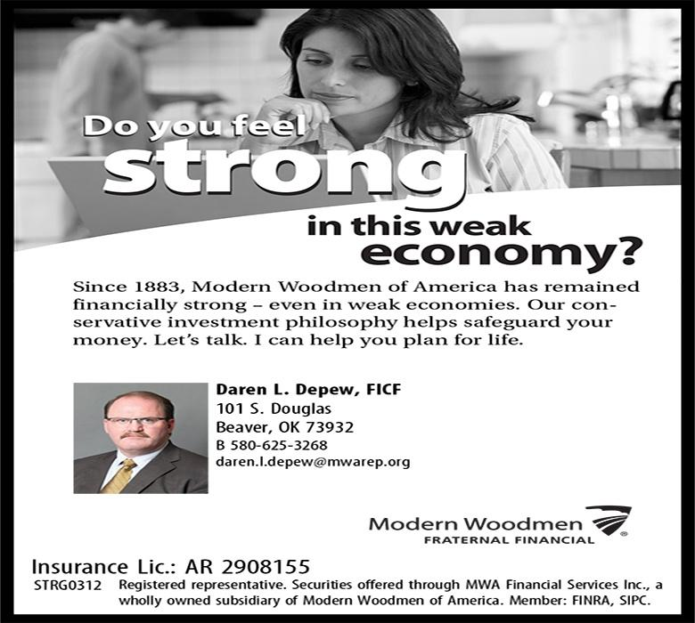 modern woodmen strong article b w