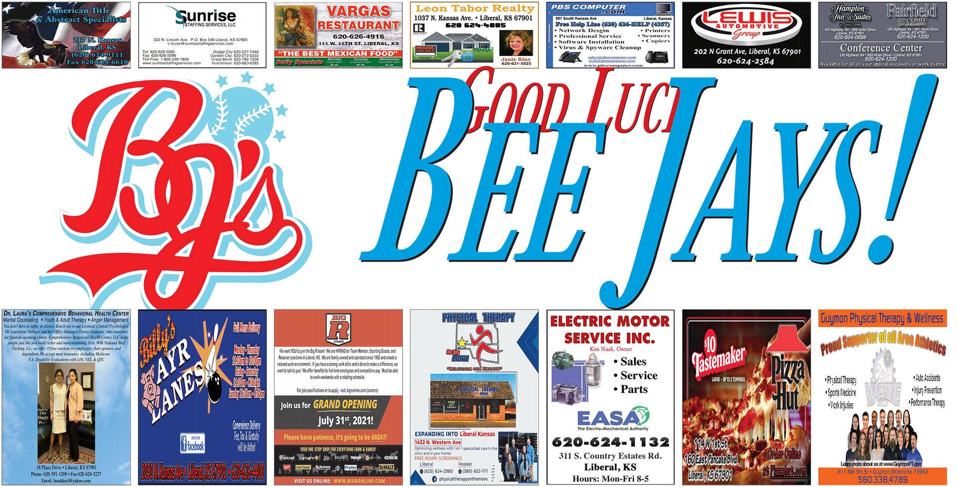 Bee Jay poster