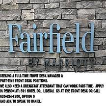 FAIRFIELD-HAMPTON