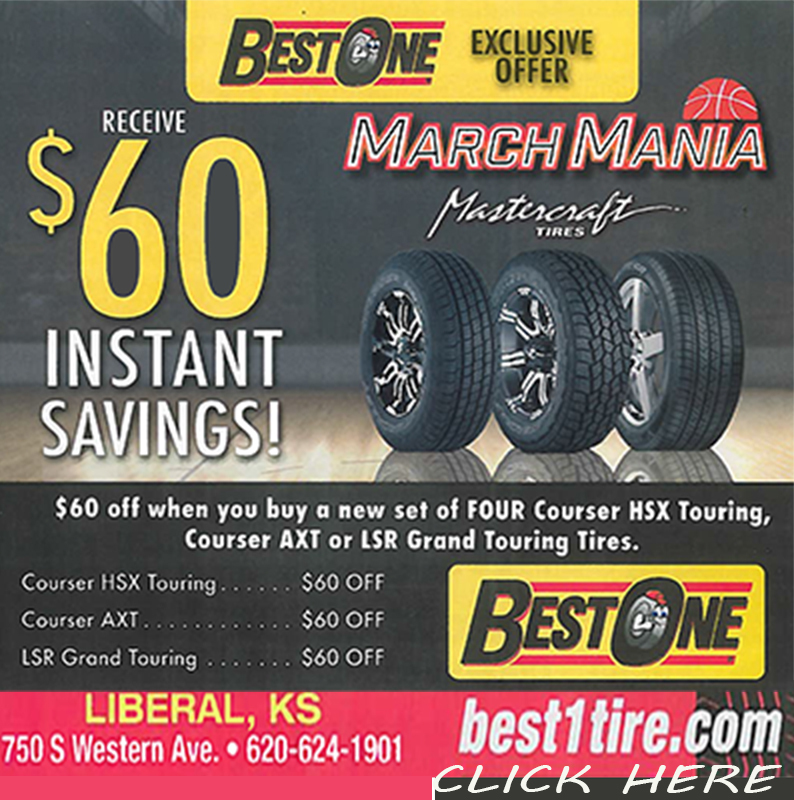 Best One Tire-March