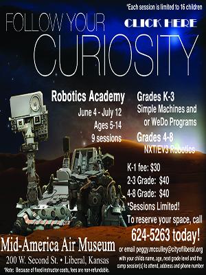 Air Museum robotics