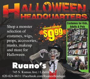 Ruano's Halloween