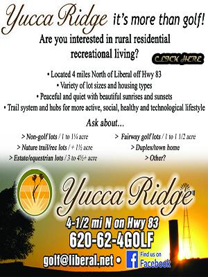 Yucca Ridge