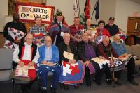 Local veterans receive honor for service