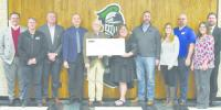 Allied Health construction receives grant