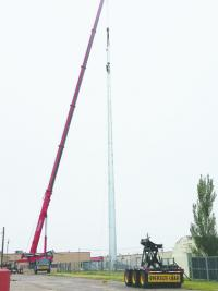 AT&T adds tower in South Liberal