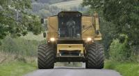 KHP advises safety on the roads around farm equipment during harvest time