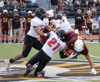 Turnovers doom Liberal in 27-13 loss to Hays