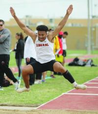 Wiltshire leads list of All-WAC Redskin tracksters