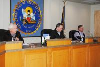 County selects leadership