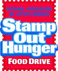 Letter carriers to help 'Stamp Out Hunger'
