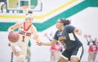 Lady Redskins rout Wichita West, 51-29