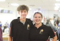 Clumsky, Carlile headed to state bowling tourney