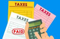 Don't wait to prepare to file taxes