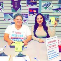 Coalition helps register voters
