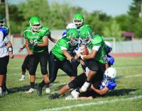 Warriors, Apaches fall short against Comanche, Hays