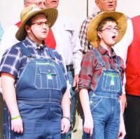 Wizards of Harmony to bring barbershop singing to life April 6