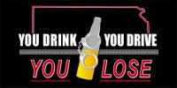 You Drink You Drive You Lose campaign to start Aug. 20